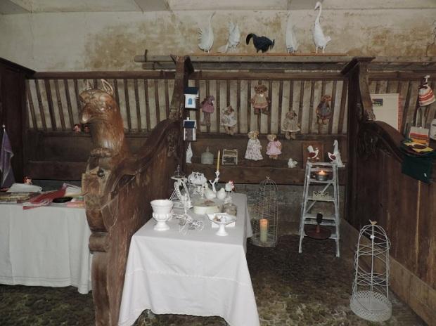 2014 Art & terroir - dans les stalles