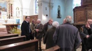 Visite du site de Neublans - Eglise et chateau - 30 mars 2015 (42)